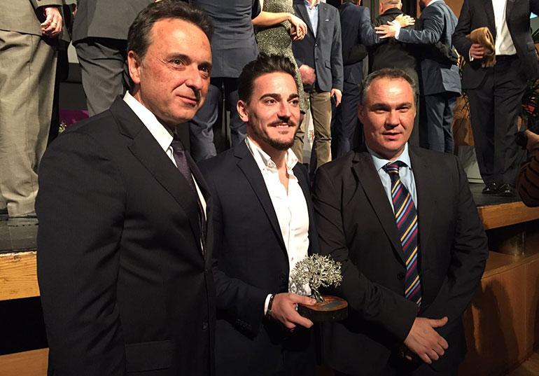 Gala Periodistas Deportivos Andalucía