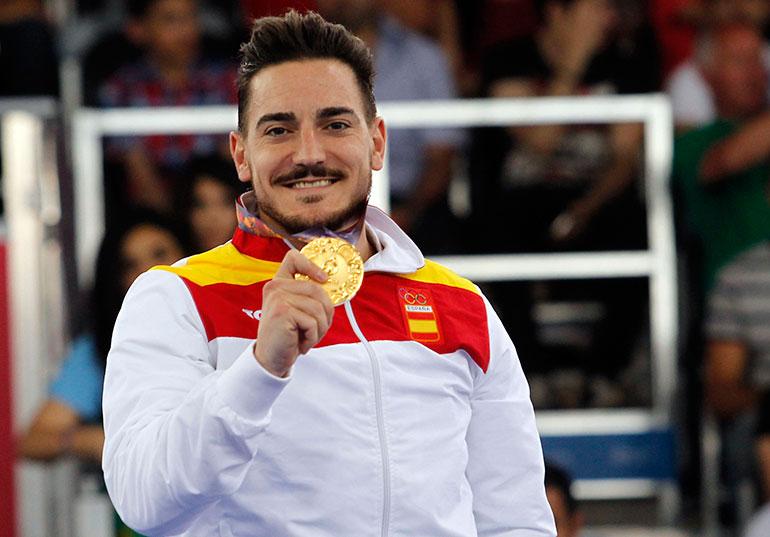 Juegos Europeos Baku 2015 – Medalla Oro