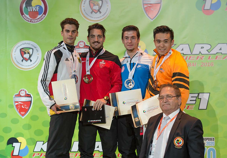 K1 Premier League 2016 DUBAI