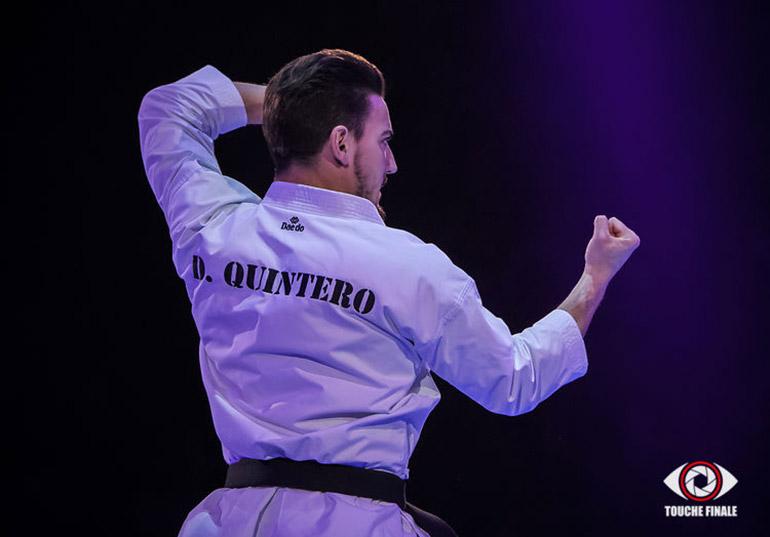 Damian Quintero Festival Artes Marciales 2016