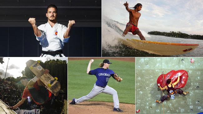 deportes olimpicos en 2020