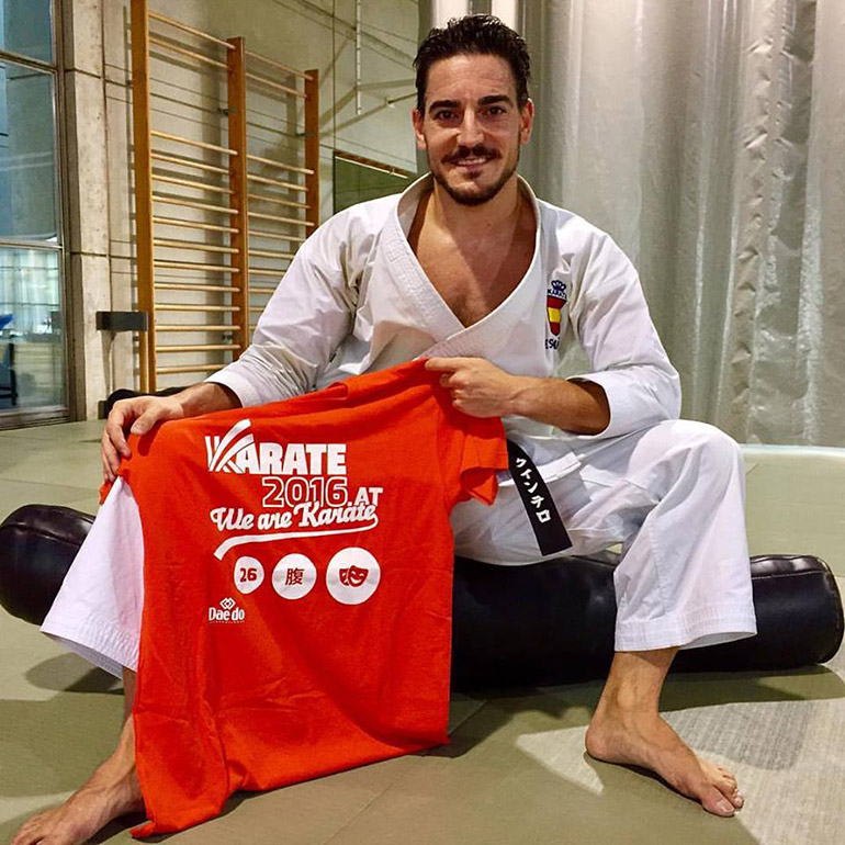 Damian quintero karate