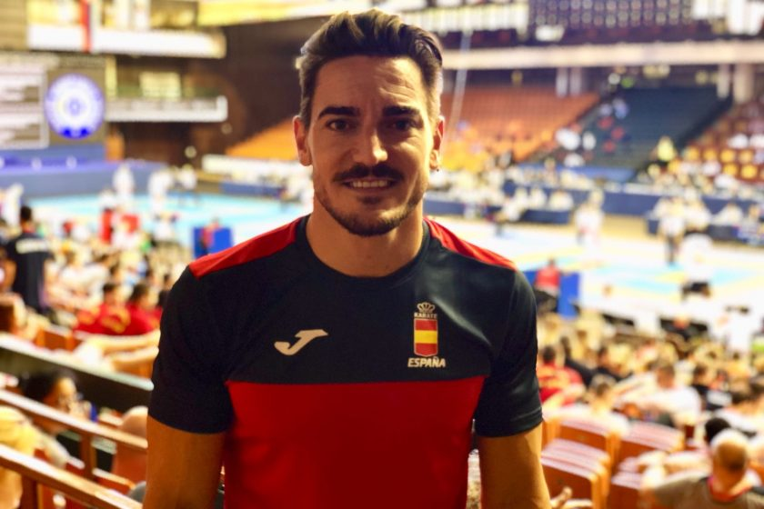 Damián Quintero disputa este sábado su sexta final individual consecutiva en un Europeo