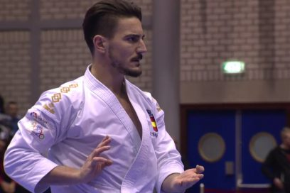Bronce en la Karate1 Premier League de Rotterdam