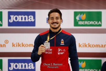 DAMIÁN QUINTERO: Clasificado para Tokio 2020, oro en la Karate1 Premier League de Madrid y número 1 del ranking mundial de la World Karate Federation
