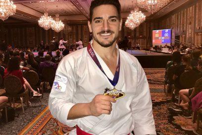 Quintero revalida su título como campeón del Abierto de Estados Unidos