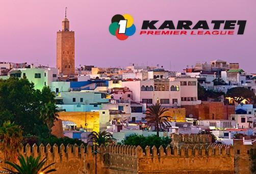 Karate1 Premier League – Rabat 2016