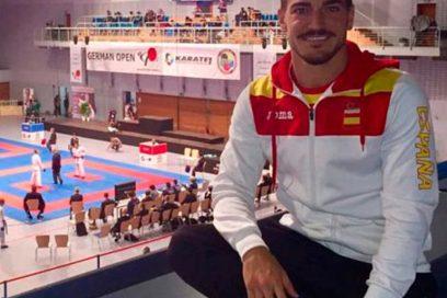 Damián Quintero, mejor karateca del mundo 2016 en katas