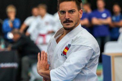 Plata en la Karate1 Series A de Guadalajara