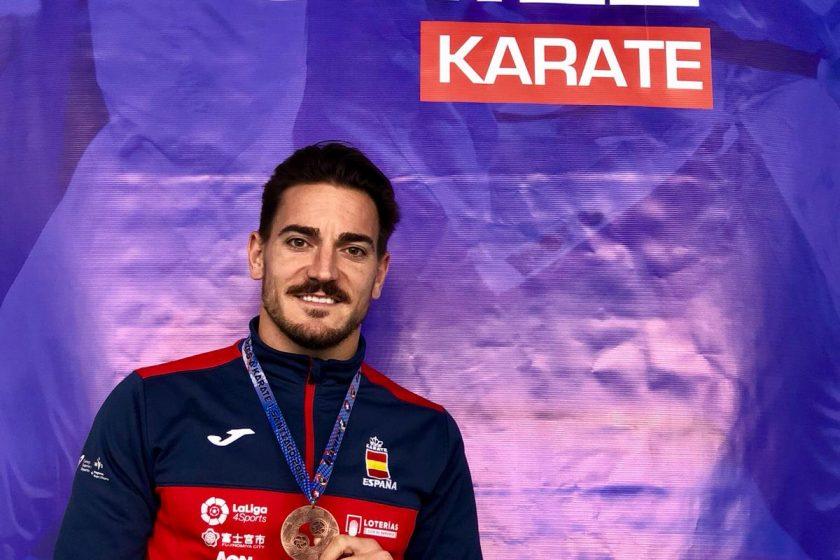 Bronce en la 'Series A' de Chile y 5º puesto en Tokio