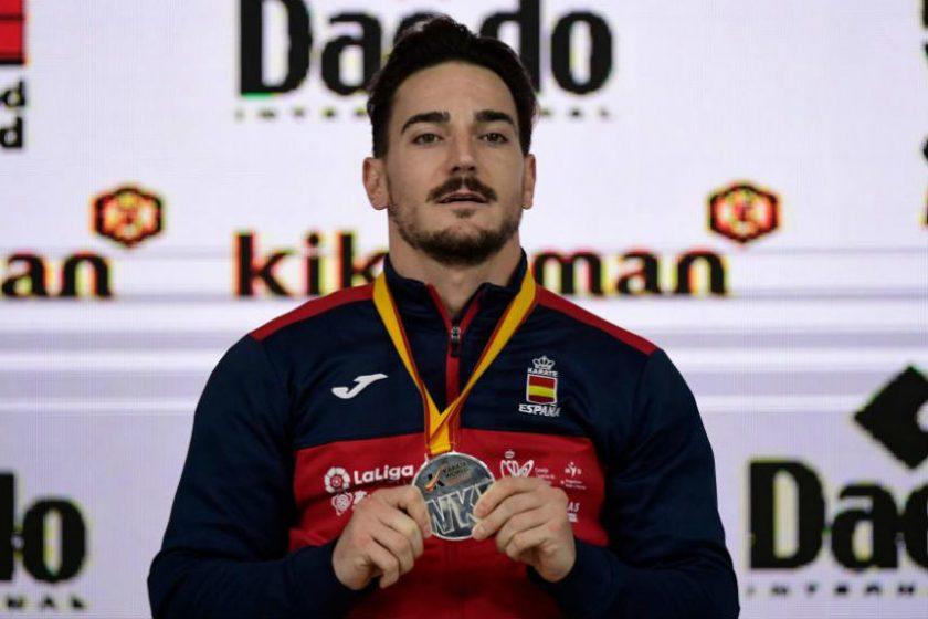 Quintero revalida su título como subcampeón del Mundo