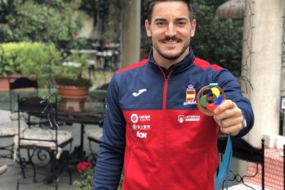 Bronce en la Karate1 Premier League de Estambul